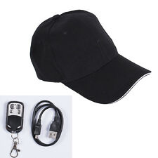 New 1080P Spy HD Hidden Camera Hat Covert Video Recorder Wireless Control Hat