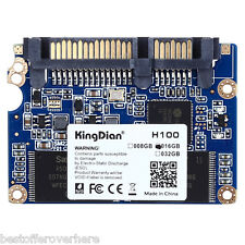 "KingDian H100 Solid State Drive SSD 1.8"" SATA2 4-CH for Laptop POS Machine 16GB"