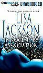 INNOCENT BY ASSOCIATION unabridged audio book on CD by LISA JACKSON