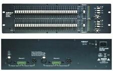 Details about  Ashly GQX-3102 Dual 31-Band Graphic Equalizer BRAND NEW