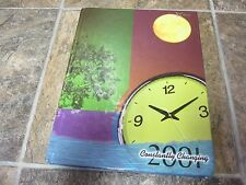 2000 - 2001 Nixa MO High School Yearbook Annual, Constantly Changing, Missouri