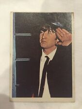 The Beatles Diary Trading Card 1960's 29A