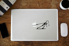 "Stickman tirando Decal Sticker Para Apple Macbook air/pro Laptop de 12 ""de 13"" 15 """