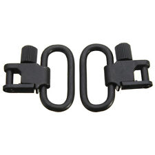 2Pcs Quick Detach 1'' Sling Swivel Set Hunting Accessories For Shooting