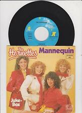 "7 "" Single The Hornettes - Mannequin"
