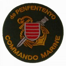 Ecusson / Patch - Penfentenyo Commando Marine