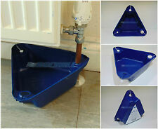 PLUMBTUB RADIATOR DRAIN DOWN TOOL WATER CATCHER CARPET SAVER FLEXIBLE TRAY