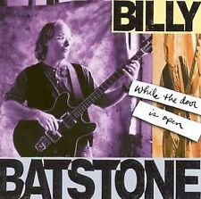 Audio CD While the Door Is Open  - Batstone, Billy New