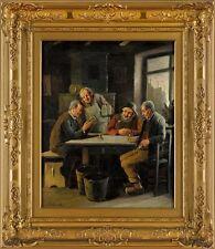 Bild  Öl/ Lwd., Gemälde Signiert С.Stoitzner
