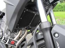 Kühlerabdeckung Kühlergitter Schwarz von BRUUDT für CB500X CB500 X CB 500 X