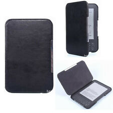 ER Slim Leather Protector Pouch Skin Case Cover For Amazon Kindle Keyboard