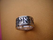 Wonderful James Avery SONG OF SOLOMON RING Band Sterling Silver Size 7
