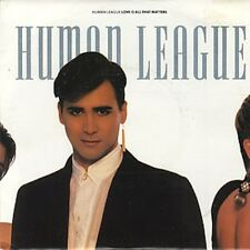 Human League Love Is All That Matters Uk 12""