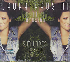 SEALED Laura Pausini CD / DVD DELUXE EDITION Similares 825646001354 USA Seller !