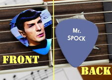 Set of 3 Star Trek TOS Mr. Spock premium Promo Guitar Pick Pic