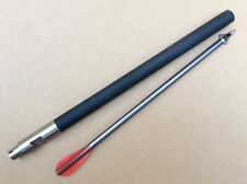 RUGER  77/22 - ARCHERY  BARREL  FOR  YOUR  77/22  -  AIRROW - ARCHERY @ 435 FPS