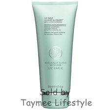 Liz Earle Cleanse & Polish 200ml Starter kit RRP £28 Hot Cloth Cleanser+ Muslins