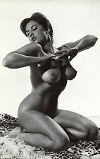 VINTAGE NUDE JUNE PALMER BIG BREASTS!! 8 X 10! BEAUTIFUL QUALITY GUARANTEED!!