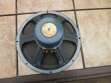 """RCA SL-12 MI-12458 Vintage Alnico 12"""" Speaker Woofer Driver"""