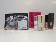 New Bare Minerals Multi Wrinkle Serum, Foundation, Mascara, Lip Gloss & More!!