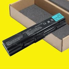 Battery for Toshiba Satellite PABAS098 PABAS099 PABAS174 PA3535U-1BRS A300 A500