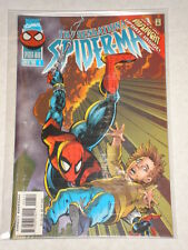 SPIDERMAN SENSATIONAL #6 VOL1 MARVEL COM ONSLAUGHT APPS JULY 1996