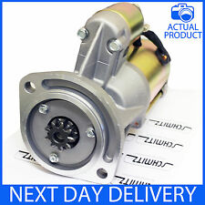 LONDON TAXI LTI FAIRWAY BLACK CAB TX1 2.7 NISSAN DIESEL BRAND NEW STARTER MOTOR