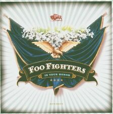 "FOO FIGHTERS ""IN YOUR HONOR"" 2 CD NEU!!!!!!!!!!"