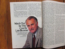 1984 TV Guide(DABNEY COLEMAN/STAR WARS/PHOEBE CATES/LACE/EMERALD POINT N. A. S.)