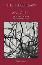 The Three Leaps of Wang Lun by Alfred Doblin (2015, Paperback)