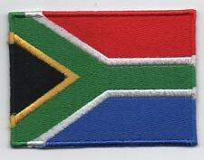 South African Large Flag Iron On / Sew On Patch Badge Appliqué ( South Africa )‎