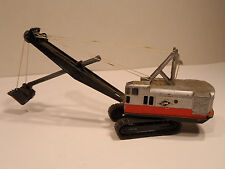 Rare Vintage Mercury #507 Toy Steam Shovel? LIMA Bucket Loader Tracked Italy