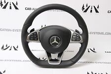 Mercedes MB CLS class W218 facelift original AMG steering wheel AIRBAG included