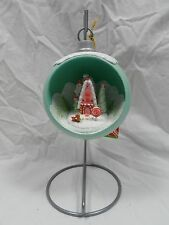 2013 Hallmark Candy-Coated Christmas Ornament with Stand