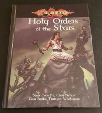 D&D 3.5 DRAGONLANCE HOLY ORDERS OF THE STARS Dungeons & Dragons D20 SVP-4402 NEW
