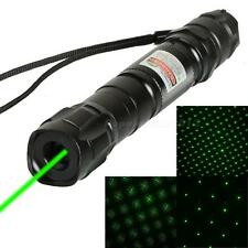 New 5 Miles 532nm Green Laser Pointer Strong Pen High Power 8000M Pointer JNEG