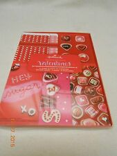 NEW HALLMARK VALENTINES GIVE A LITTLE LOVE CARDS STICKERS BAGS & ENVELOPES CANDY