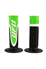 UFO AXIOM Triple density Motocross MX Enduro Grips Green