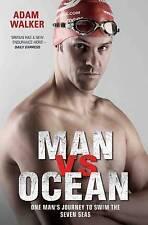NEW Man vs Ocean - One Mans Journey to Swim The Worlds Toughest Oceans