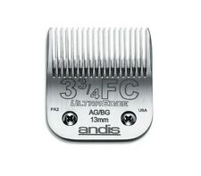 """ANDIS 3 3/4 FC CLIPPER BLADE. 13mm. 1/2"""""""