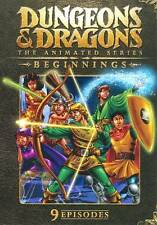 Dungeons & Dragons: The Animated Series (DVD, 2009)