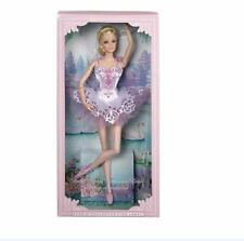 "BARBIE BALLET WISHES 12"" BALLERINA DOLL COLLECTOR PINK LABEL CGK90 NEW!"