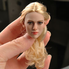 "Amanda Seyfried European Golden Hair Women KIMI Head 1/6 12"" Action Figures"