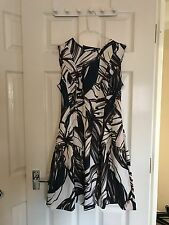 Brand New H&M Printed Dress - Size 14