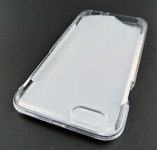 TRANSPARENT CLEAR 2 PIECES HARD SNAP-ON CASE COVER APPLE IPHONE 6 PLUS 5.5