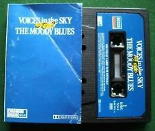 Moody Blues Best Of Voices in the Sky Cassette Tape - TESTED