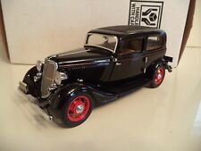 FRANKLIN MINT FORD DELUXE JOHN DILLINGER    1933 IN  BOX