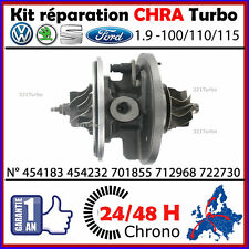 CHRA Turbo Cartouche Ford Galaxy 1.9 TDI 110 CV 7018552 7018555 AFN GT1749V /929