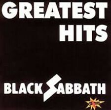 Black Sabbath Greatest Hits CD NEW SEALED Paranoid/Changes/Iron Man/War Pigs+