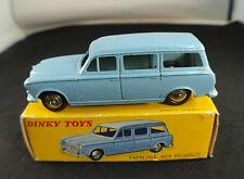 Dinky Toys F n° 24F Peugeot 403  familiale break en boite